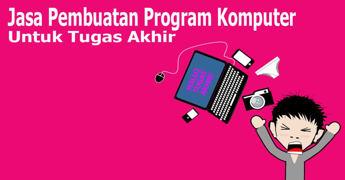 jasa pembuatan program